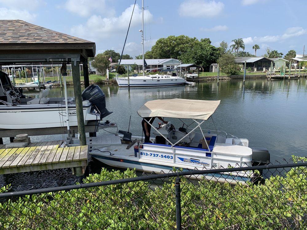 On Site Marine and Equipment Repair: 1114 US-41, Ruskin, FL