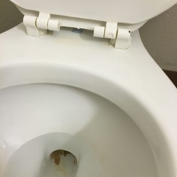 Strange Toilet Is Dirty Yellow Stain Just Below Lid Shit And Spiritservingveterans Wood Chair Design Ideas Spiritservingveteransorg