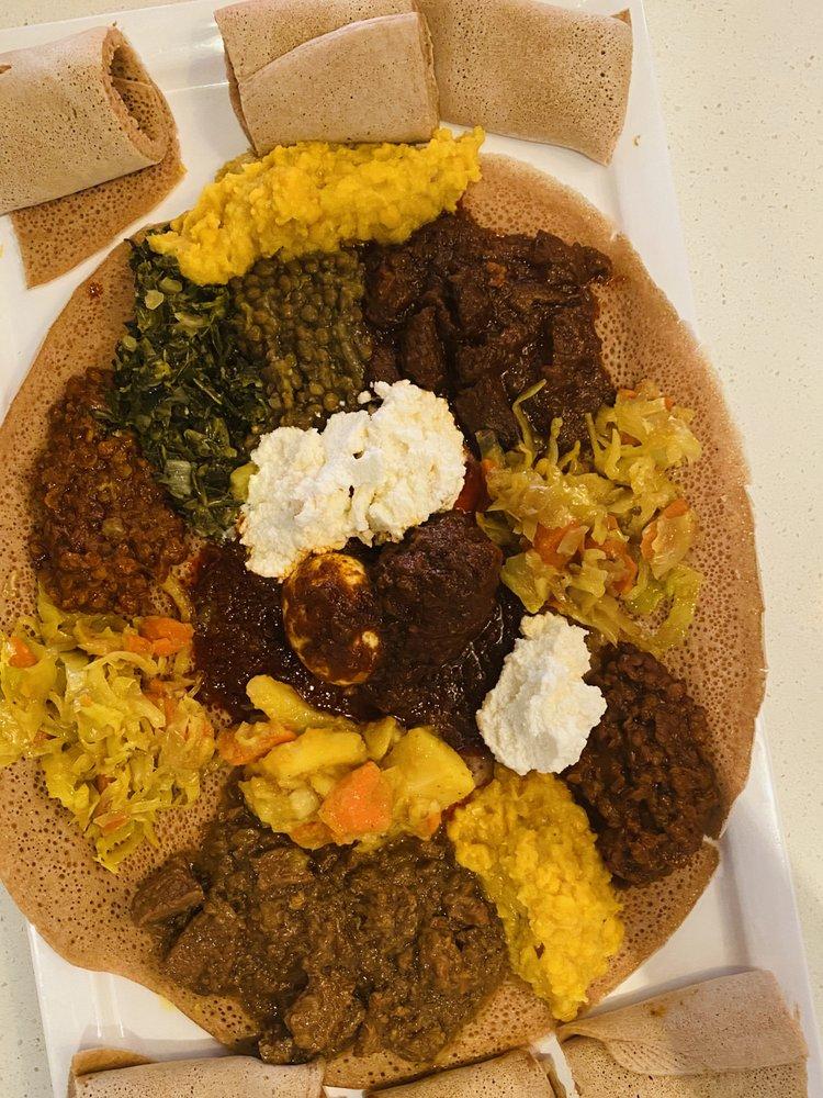 Elsa's Ethiopian Restaurant: 8016 Santa Fe Dr, Overland Park, KS