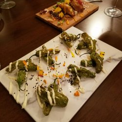 Photo Of Wildfeast Long Beach Ny United States Green Peppers And Gruyere