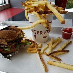 12 Burger Fresh