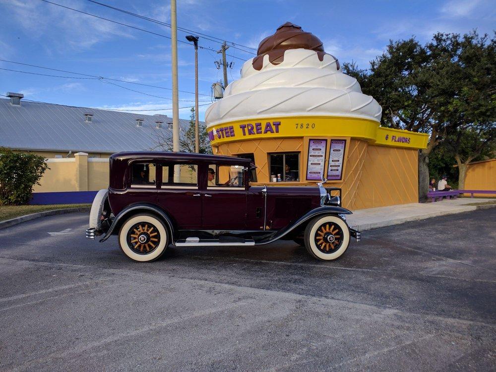 Twistee Treat: 7820 S US1, Port St. Lucie, FL