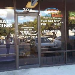 Tami Nails - Nail Salons - 5600 W Colonial Dr, Pine Hills, Orlando ...