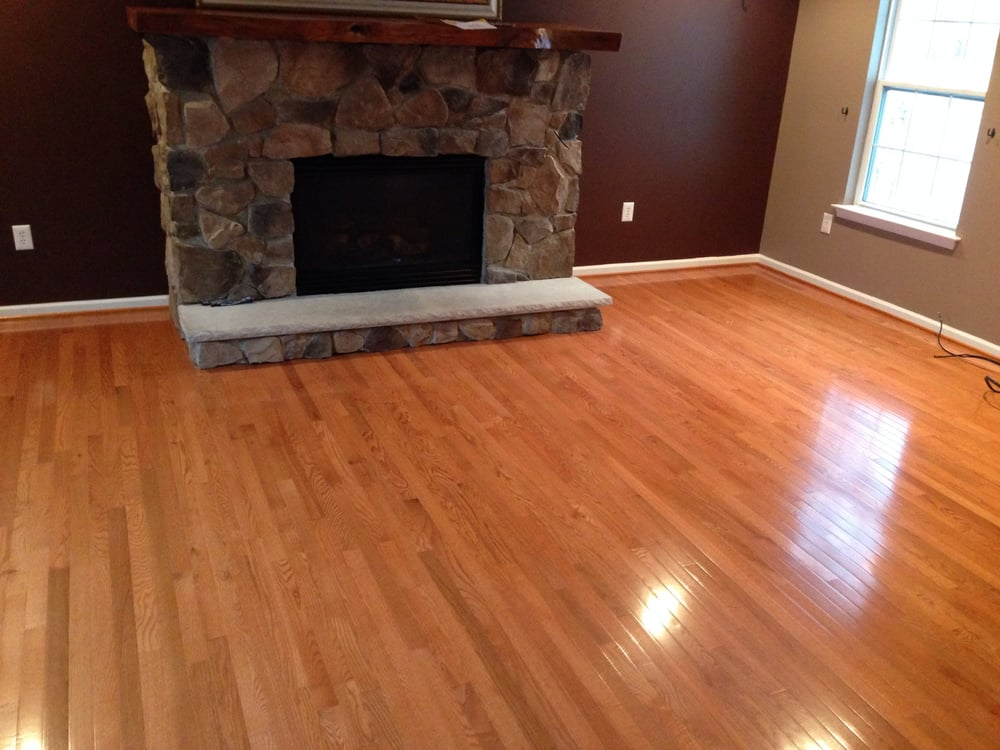Photo of Dan Higgins Wood Flooring Warehouse - Medford, NJ, United States.  My - My Awesome Hardwood Flooring !!!! Installed By Dan Higgins Wood