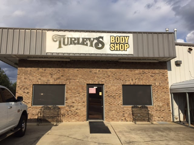 Turley's Body Shop: 5151 Saks Rd, Anniston, AL