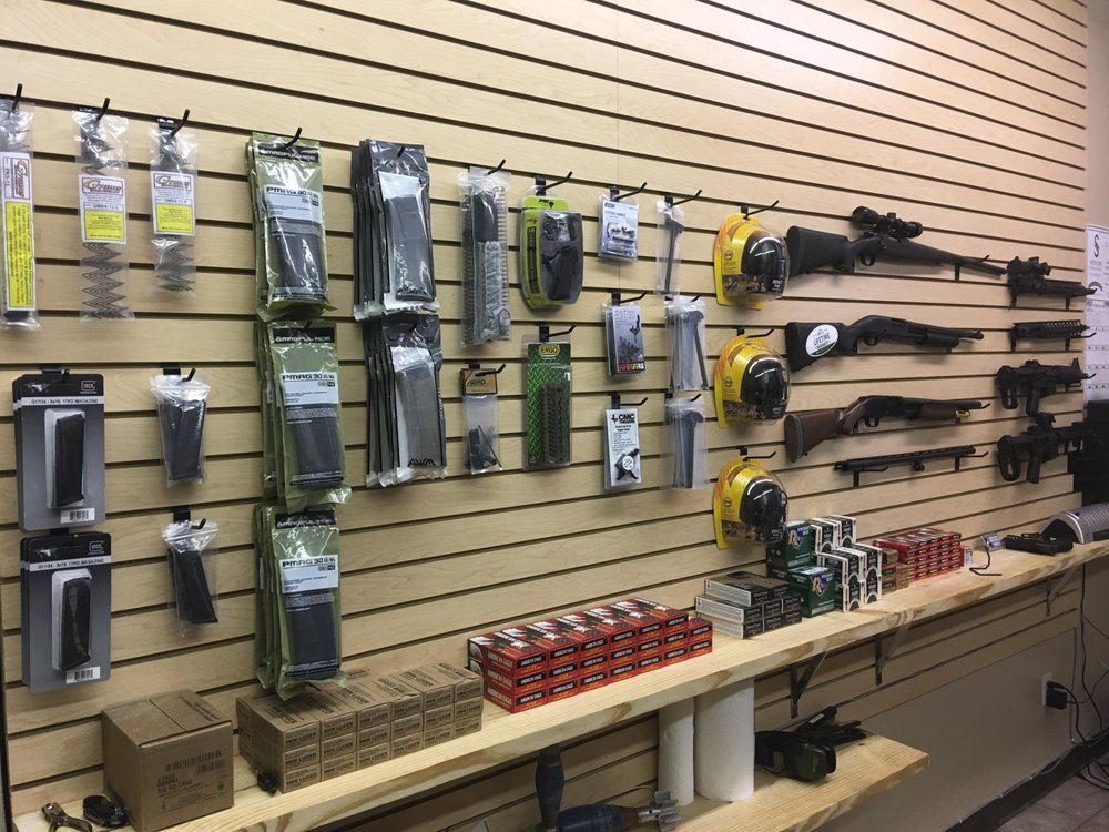Pelican State Armory & Supplies: 70141 Highway 59, Abita Springs, LA