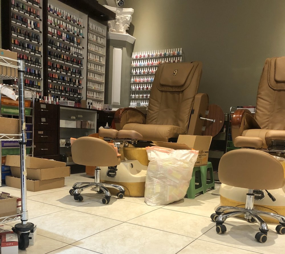PK Nails &  Spa: 5104 Old Springville Rd, Pinson, AL