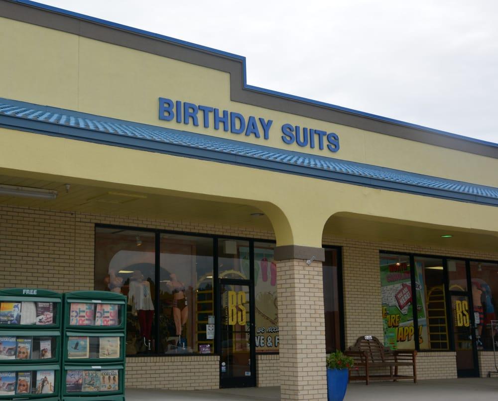 Birthday Suits