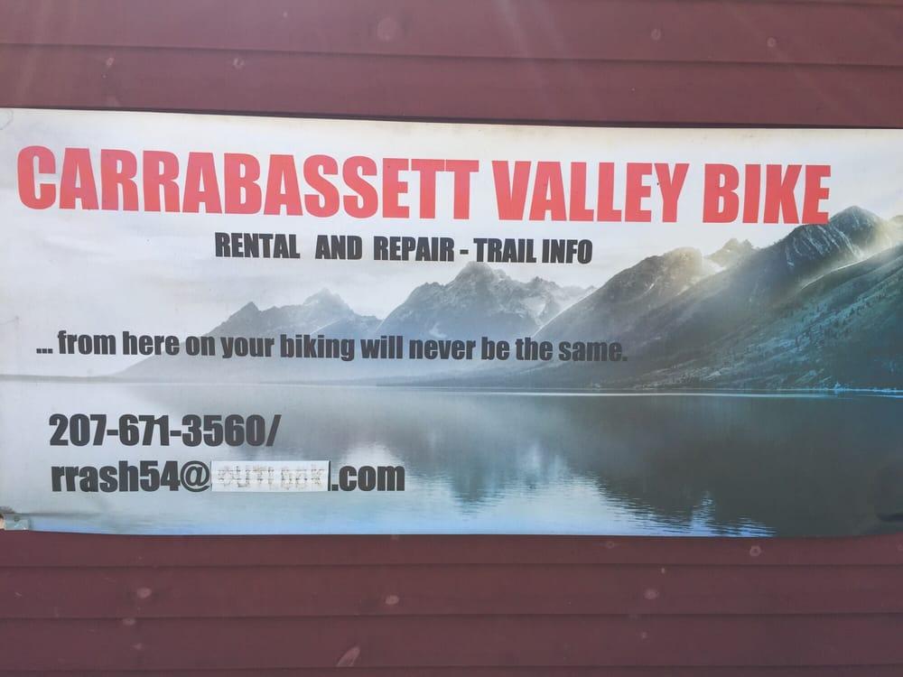 Carrabassett Valley Bike: Sugarloaf Outdoor Ctr, Carrabassett Valley, ME