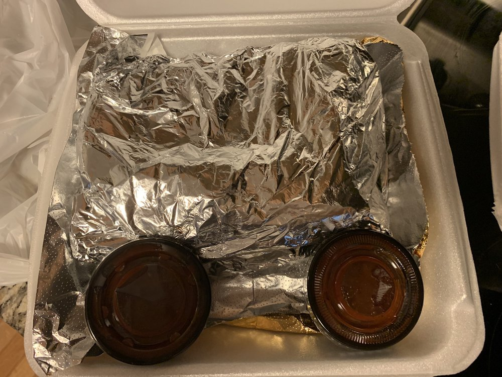Smokerhead Barbecue: 417 State Rd, Croydon, PA