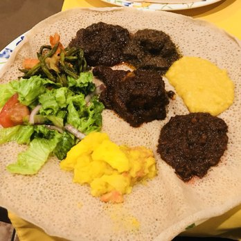 Ethiopian Restaurant In Oklahoma City