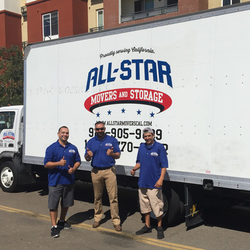 Charming Photo Of All Star Movers U0026 Storage   Dublin, CA, United States