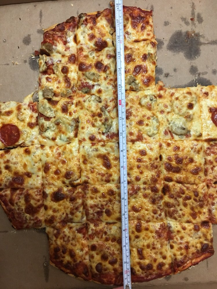 Jack's Pizza: 225 E 2nd St, Delphos, OH