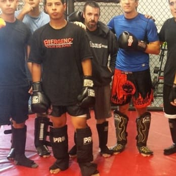 muay thai dating los angeles