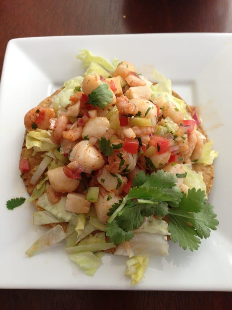 Shrimp and scallop ceviche - Yelp