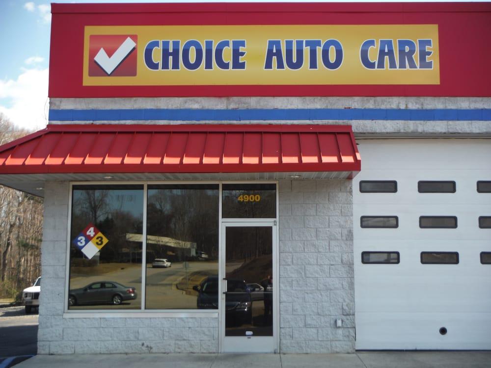 Choice Auto Care