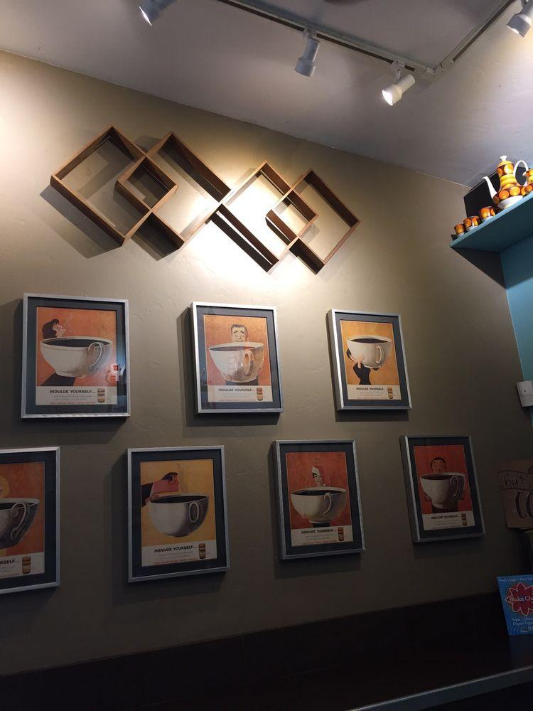 Deja Brew Coffee & Tea: 1101 Grand Ave, Glenwood Springs, CO