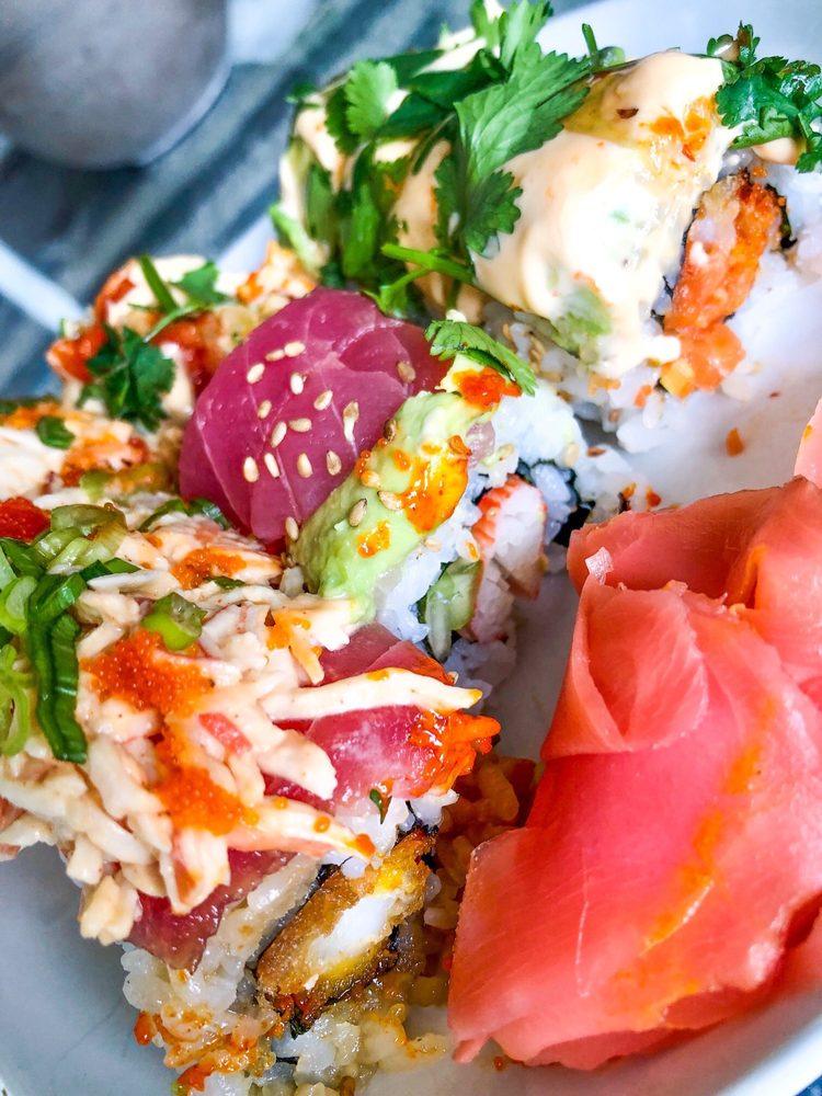 Trapper's Sushi - Covington: 16908 SE 269th Pl, Covington, WA