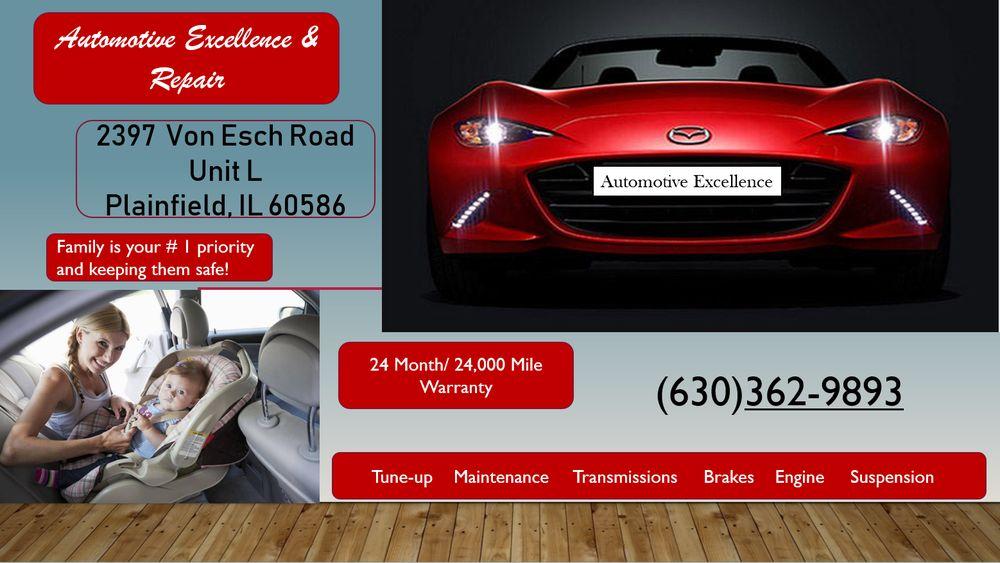 Automotive Excellence: 2397 Von Esch Rd, Plainfield, IL