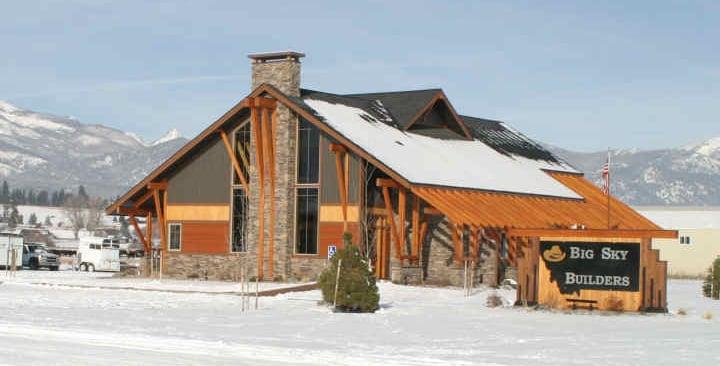 Big Sky Builders of Montana: 1229 Meridian Rd, Victor, MT