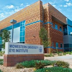 Midwestern University Glendale Az >> Midwestern University Eye Institute 5865 W Utopia Rd Glendale Az