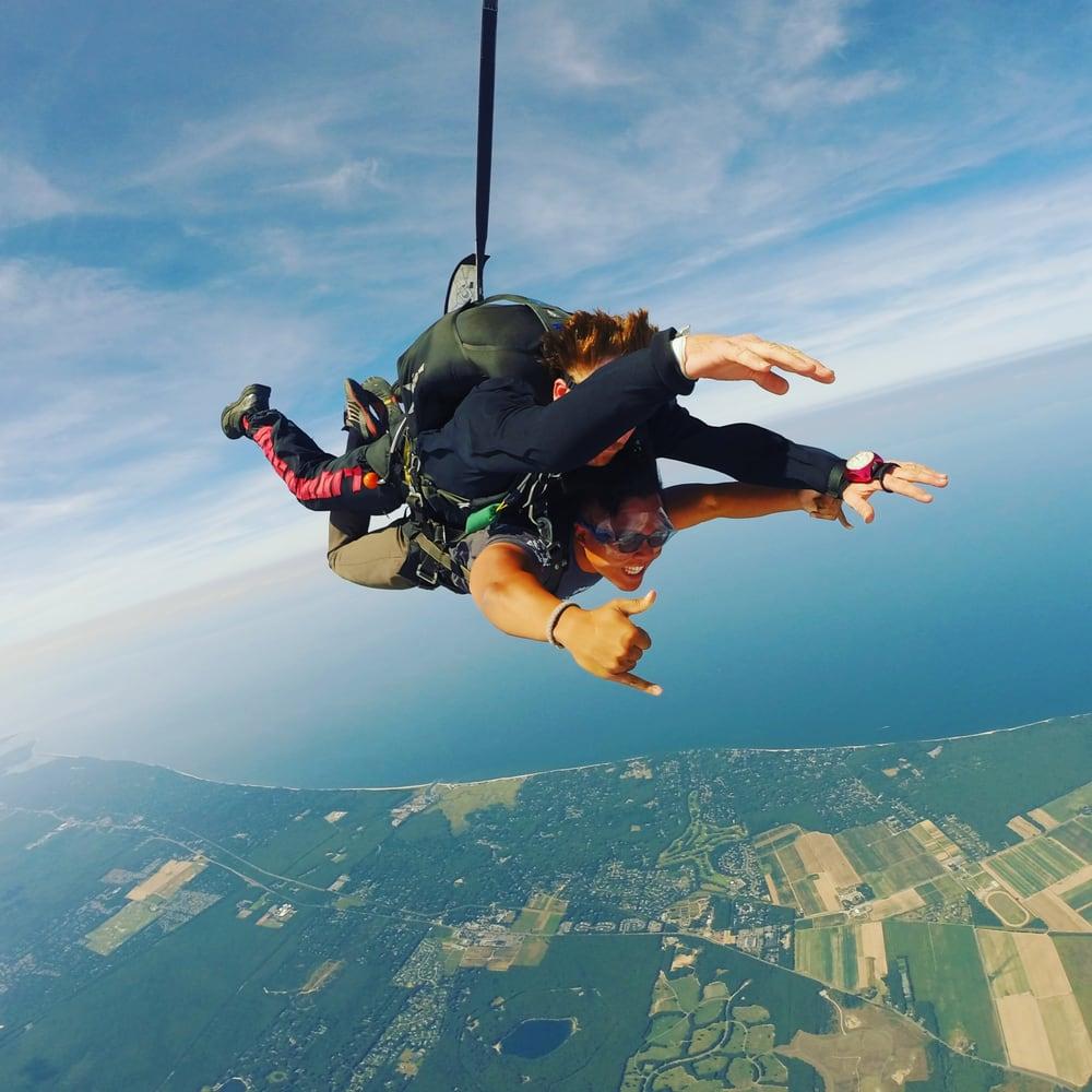 Skydive Long Island Calverton Ny