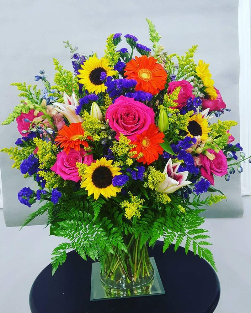 Great Blooms Florists 1230 S Saunders St Raleigh Nc Phone