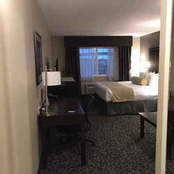 Photo Of Best Western Plus Aberdeen Wa United States View Upon