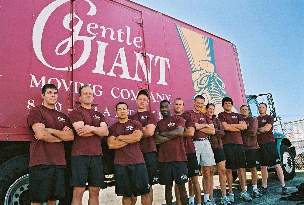 Gentle Giant Moving Company: 7351 Lockport Pl, Lorton, VA