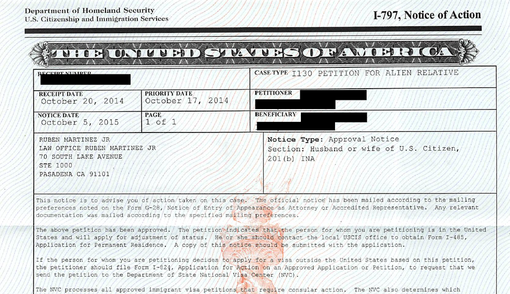 I 601a Provisional Waiver Approved In 4 Months Yelp