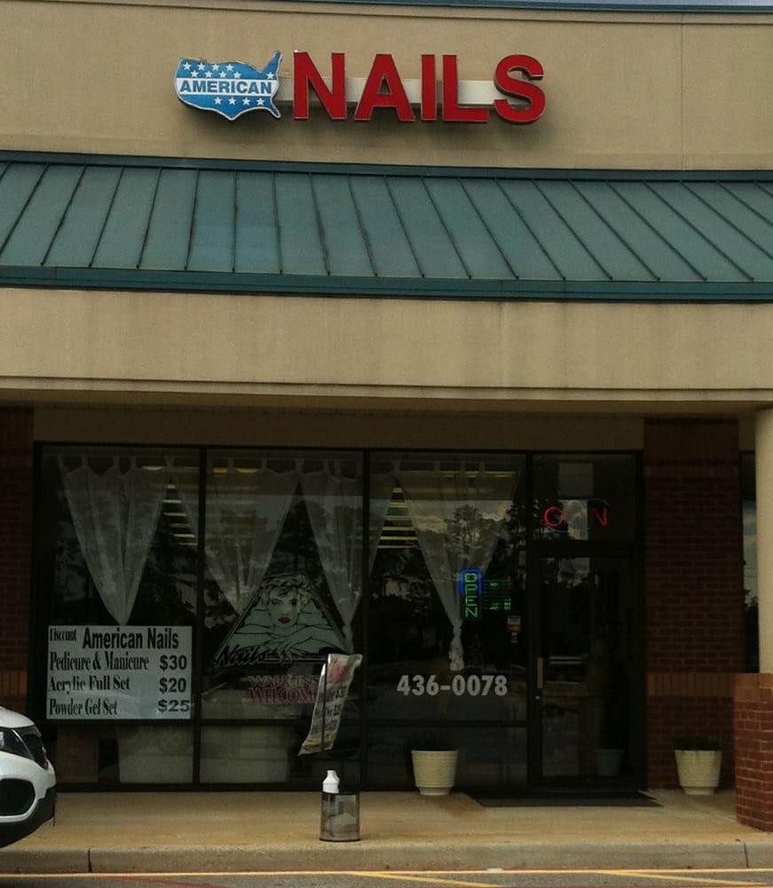 American Nail Salon: 1537 US Hwy 19 S, Leesburg, GA