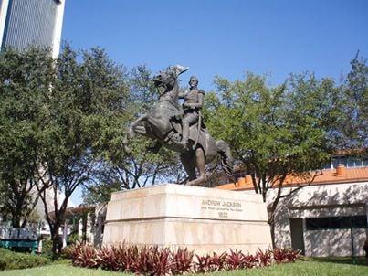 Andrew Jackson Statue