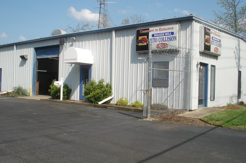 Walker Mill Auto Collision: 8472 Walker Mill Rd, Capitol Heights, MD