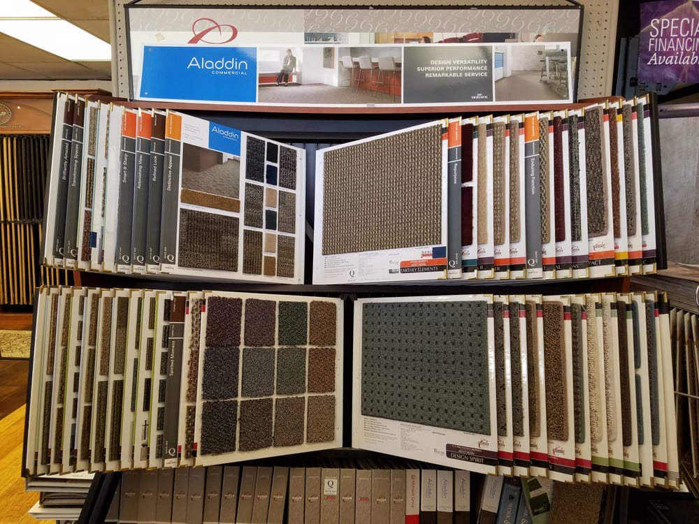 Thompson's Floor Covering: 591 W Olive Ave, Porterville, CA