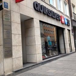 huge selection of 21996 804f2 Quiksilver Shop - Sportbekleidung - Sendlinger Str. 20 ...