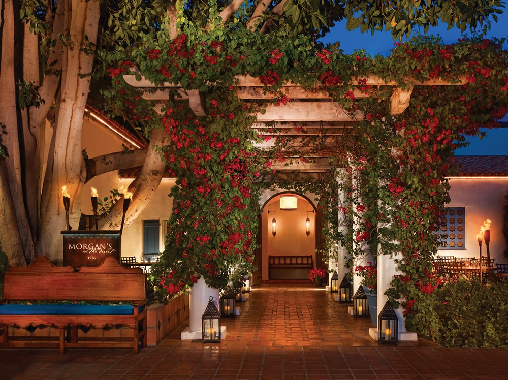 Morgan's in the Desert: 49-499 Eisenhower Dr, La Quinta, CA
