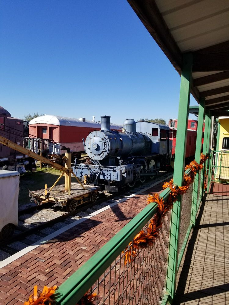 Oklahoma Railway Museum: 3400 NE Grand Blvd, Oklahoma City, OK