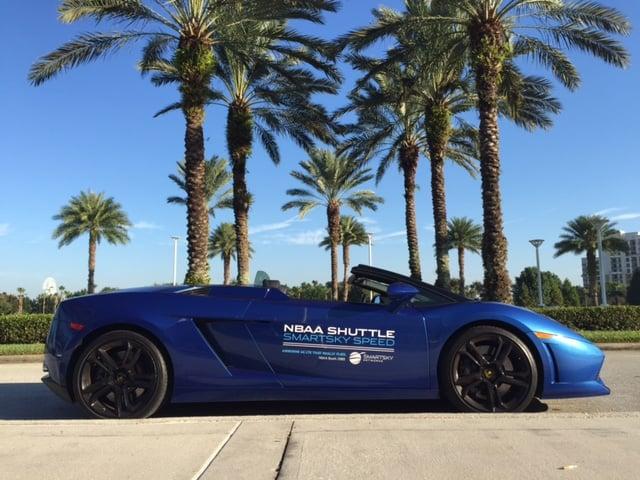 2012 Lamborghini Gallardo Marketing Decals Done By Vehicle Wraps Inc