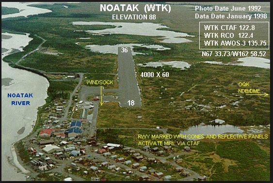 Noatak Airport WTK: Noatak, AK
