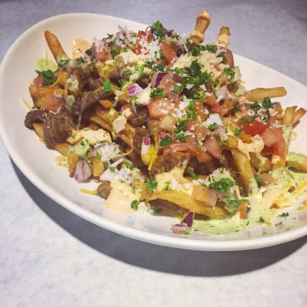 LOADED Garlic Asada Fries - Yelp