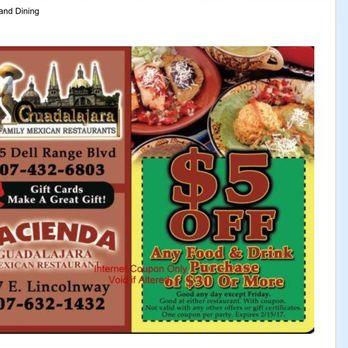 Photo Of Guadalajara Mexican Restaurant Cheyenne Wy United States