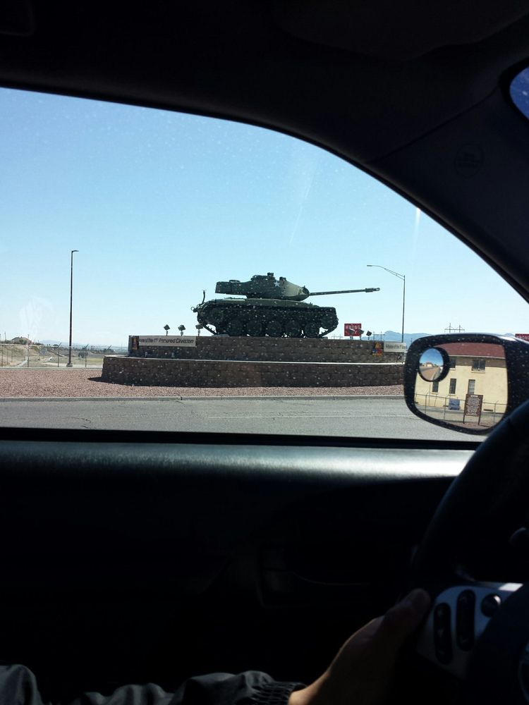 Fort Bliss: Fort Bliss, El Paso, TX