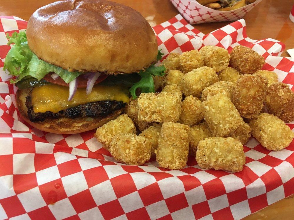 JJ's Burger Joint