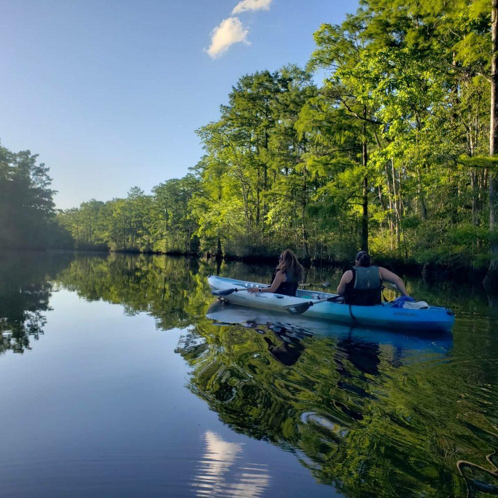 Adventure Kayak & SUP Tours: Chesapeake, VA
