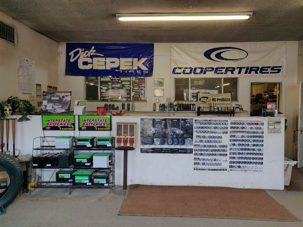 Professional Touch Auto Repair: 112 E Main St, Rangely, CO