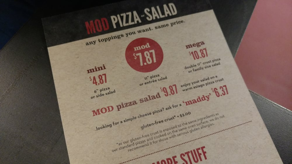 Photo of MOD Pizza - Rochester Hills, MI, United States