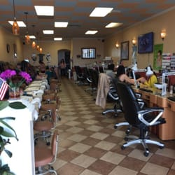 Gallery nails and spa 26 photos 49 reviews nail - Hair salons tacoma wa ...