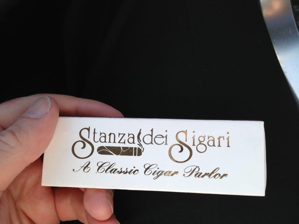 Stanza Dei Sigari History : Photos for stanza dei sigari yelp
