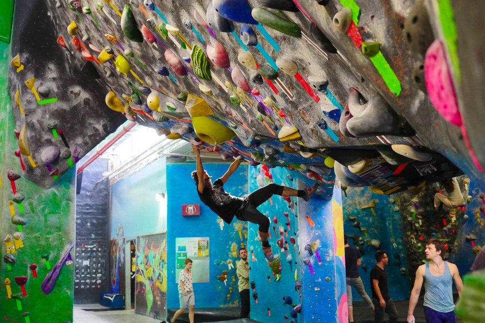 Brooklyn Boulders: 575 Degraw St, Brooklyn, NY