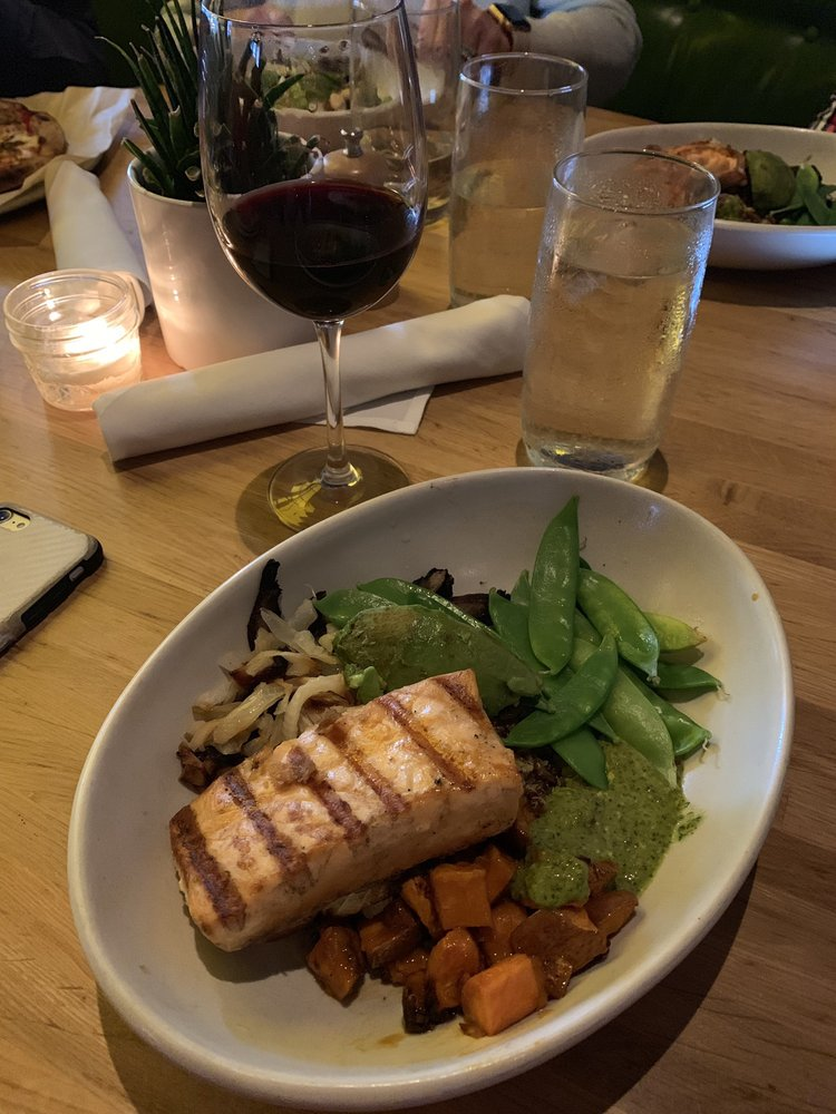 Ancient Grains Grilled Salmon Yelp